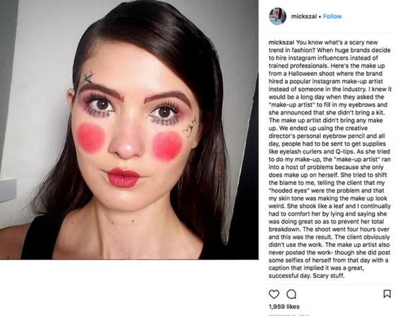 ig makeup